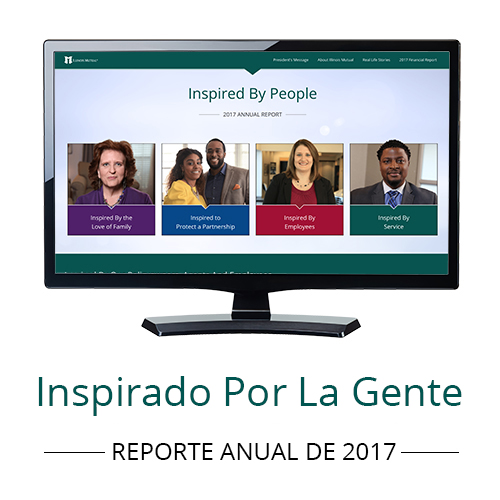 Inspired by people, 2017 annual report
