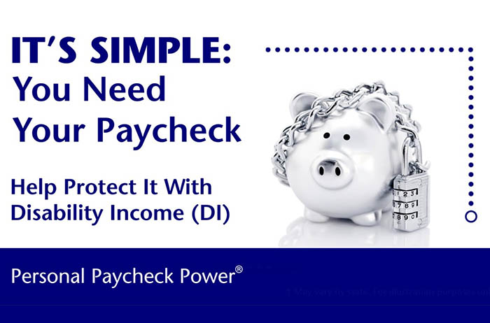 It's Simple: You Need Your Paycheck video