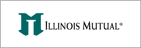 Illinois Mutual's new logo, which remains our logo to this day.