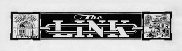 The Link: A publication for the representation of the Illinois Mutual Casualty Company