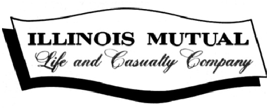 Illinois Mutual Life and Casualty Company logo.