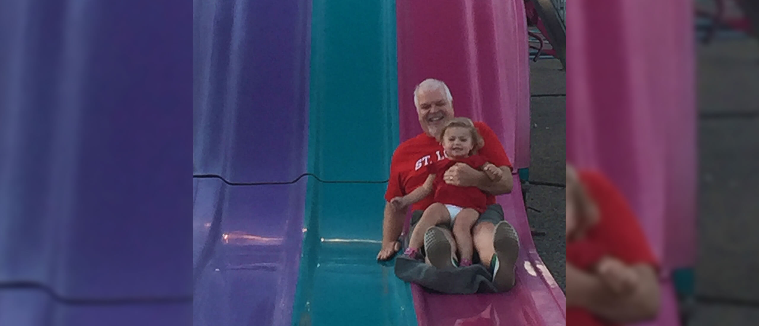Pawpaw Rides the Slide - John Lowery