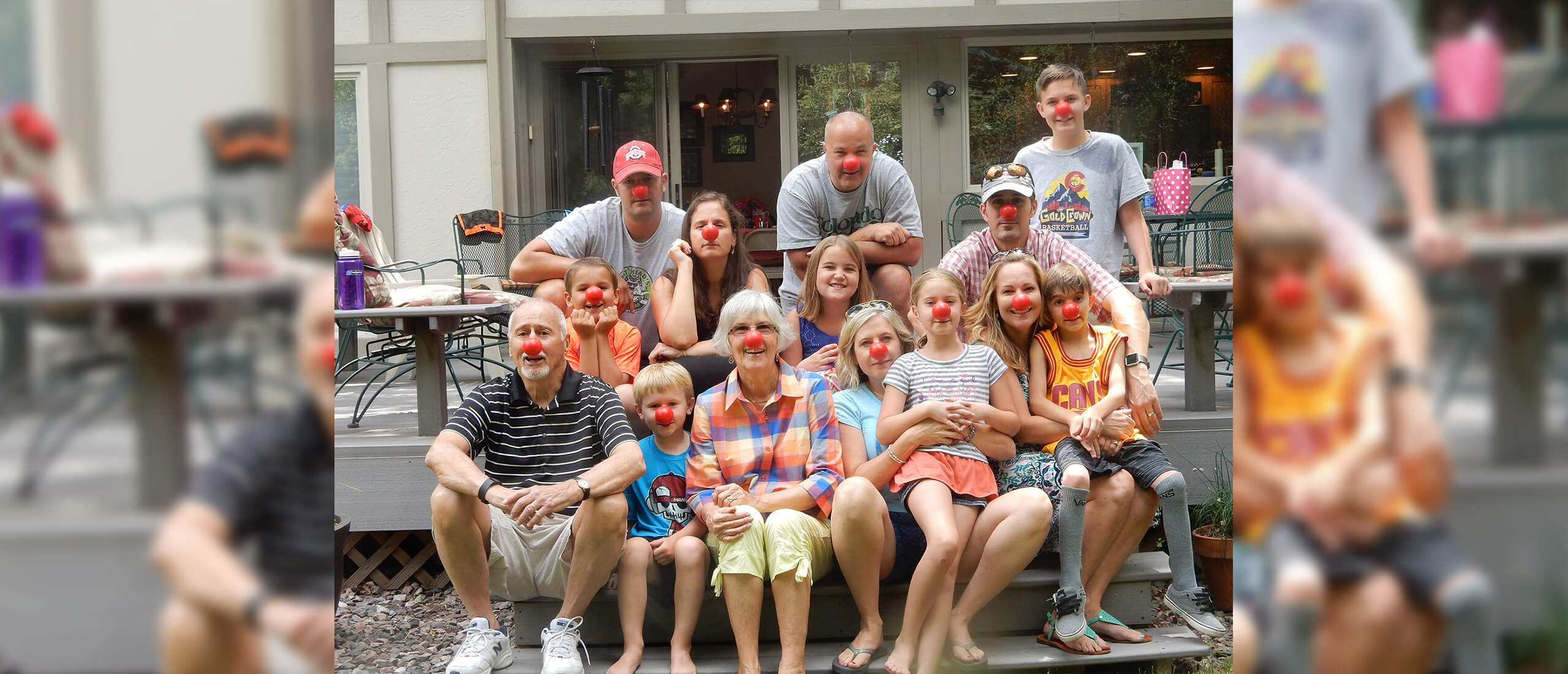 Clowning Around - Doug Blatt