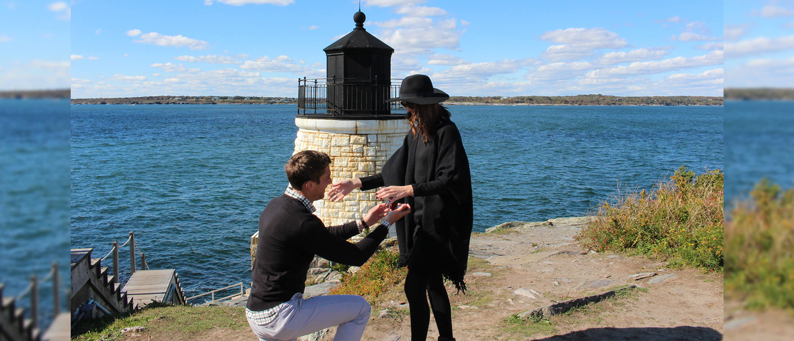 Officially Engaged! - Curt Klose